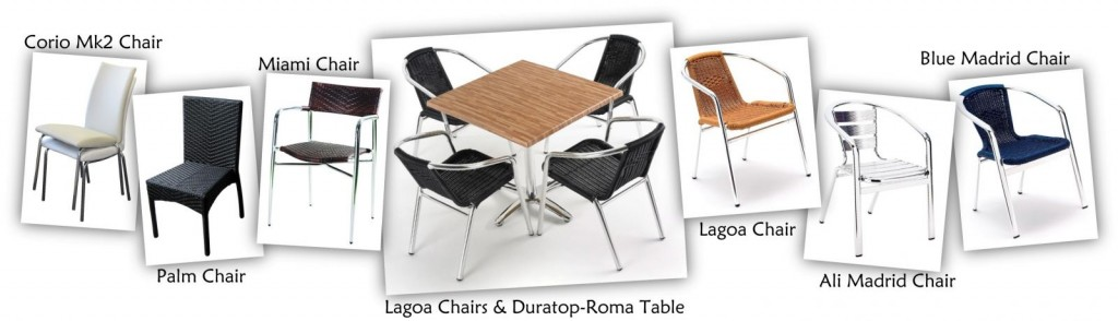 Nextrend - Cafe Chairs