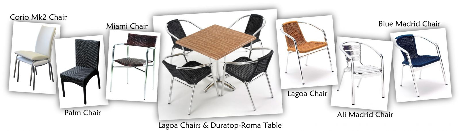 Cafe Chairs Nextrend