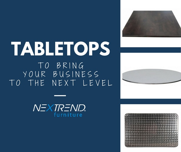 Table Tops - Cafe - Nextrend