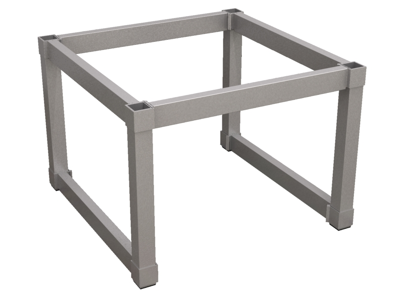 Carlton Aluminium Table Frames Australian Made 2 Years