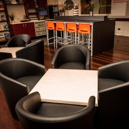 School Lunchroom Furniture - East Brisbane