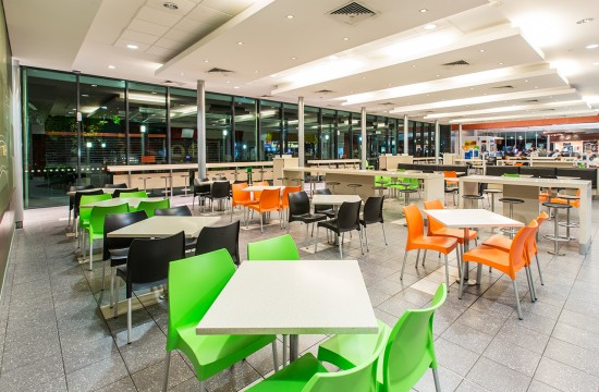 BP Food Court