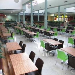 Food Court Furniture - Morayfield Food Court QLD