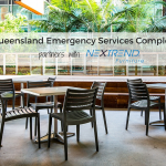Queensland Emergency Services Complex Partners with Nextrend Furniture