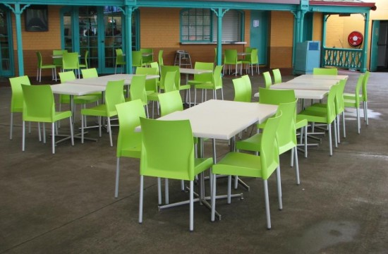 Tables and Chairs at Fun Park IMG_0100
