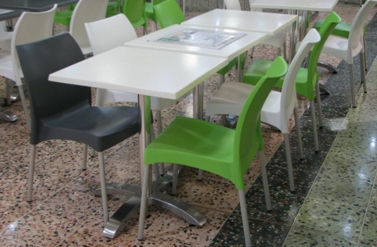 Vita Chairs in Food Court IMG_0083