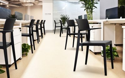 The Hospitality Industry Turns to Plastic Stacking Chairs from Nextrend Furniture to Increase Profitability