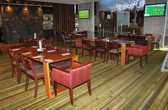 restaurant hotel interior dining