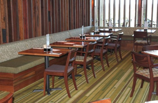timber restaurant chairs