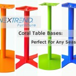 Coral Table Bases: Perfect for Any Season