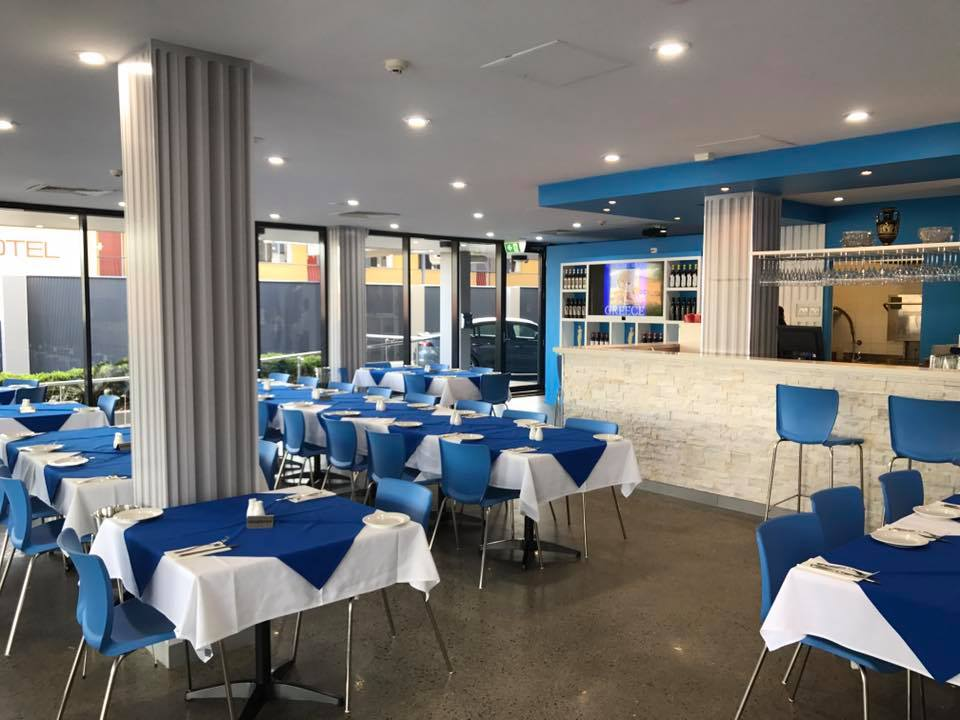 Café restaurant furniture supply mackay qld nextrend