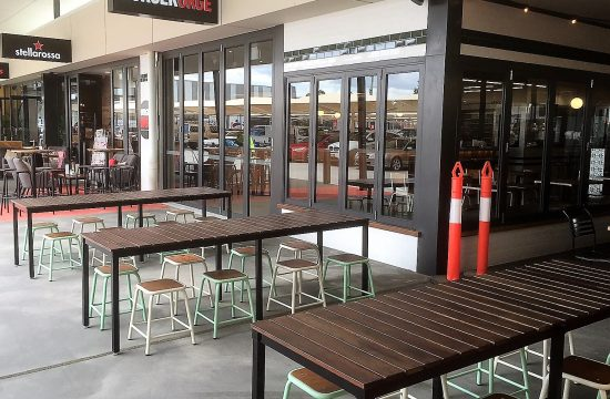 Cafe Tables - Redbank Plains QLD