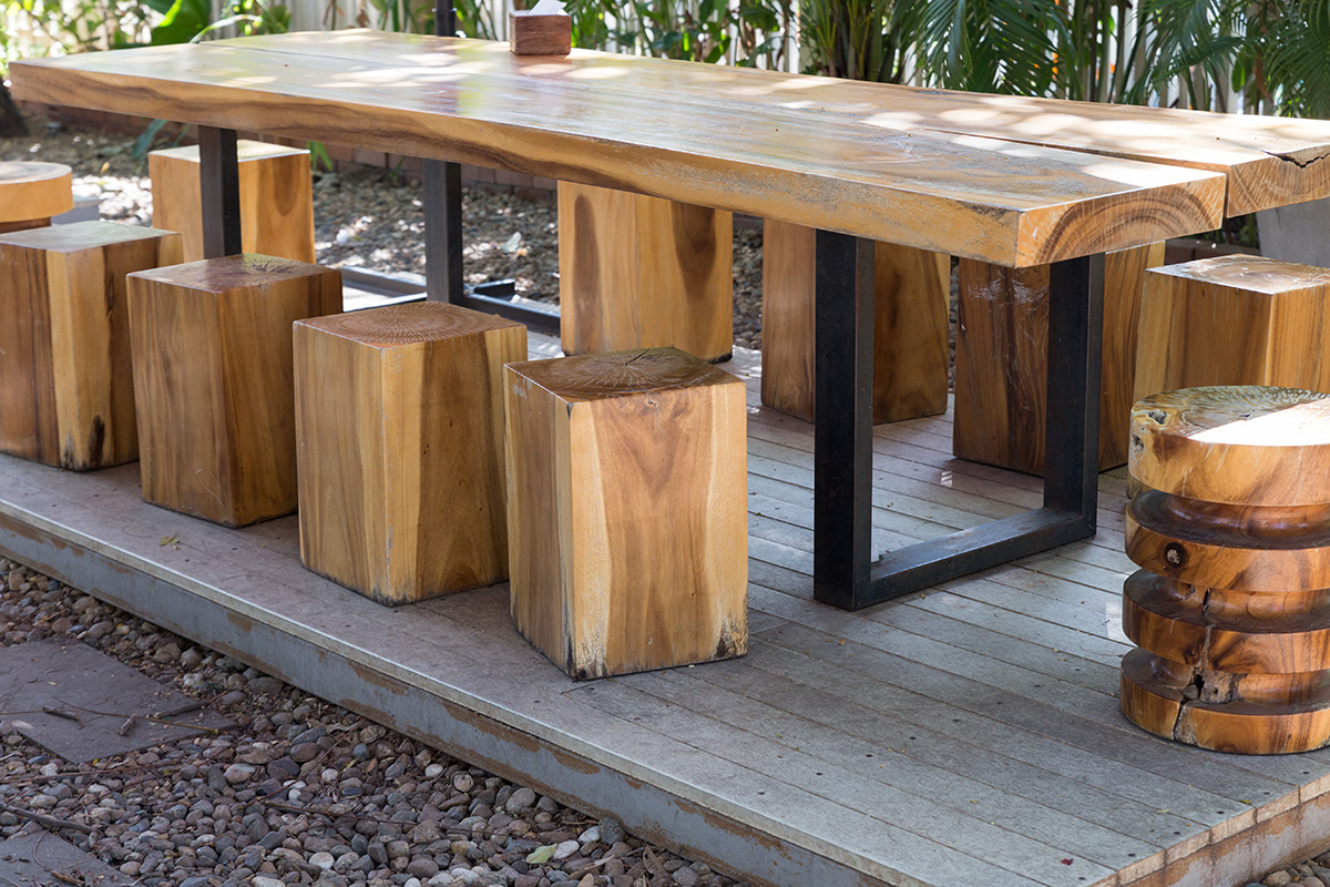 use timber plywood