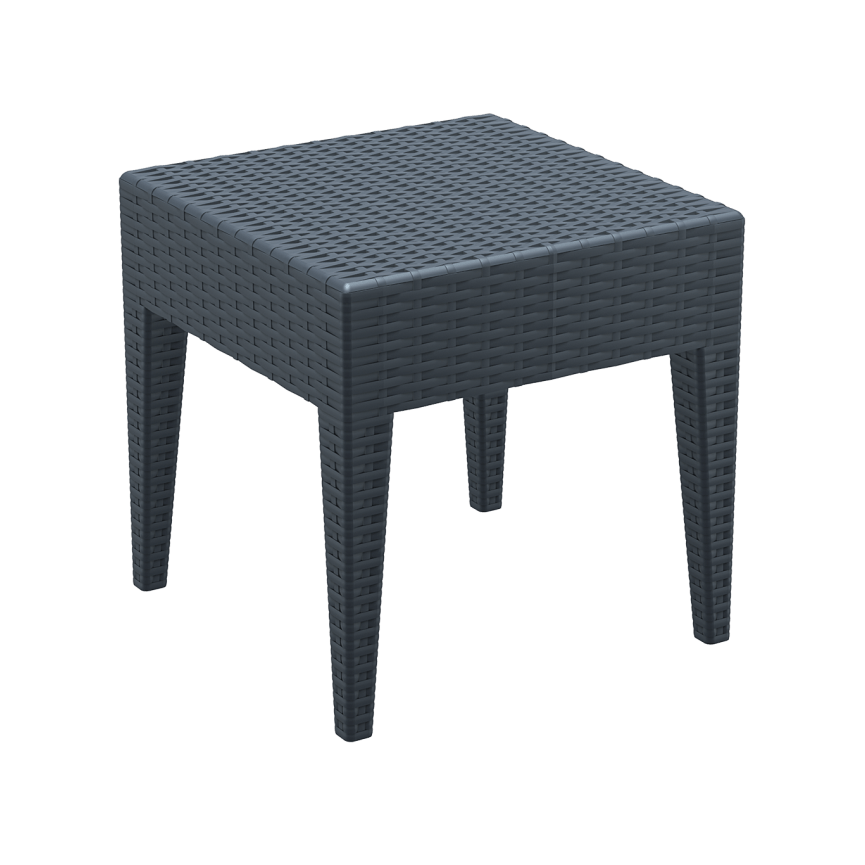Tequila Side Table - Anthracite