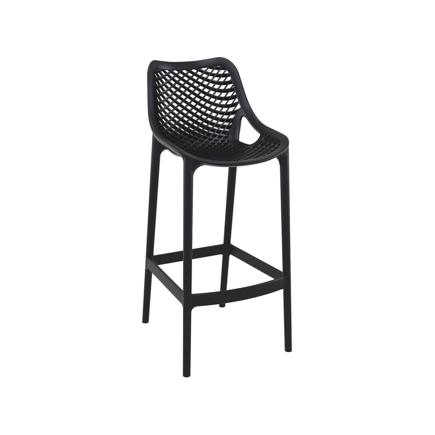 Air Barstool 65 - Black