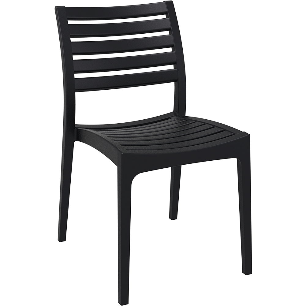 Ares Chair - Black