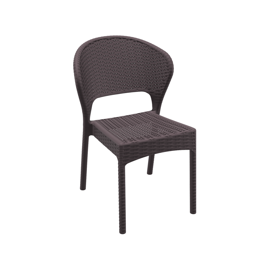 Daytona Chair - Chocolate