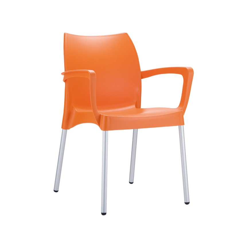 Dolce Armchair - Orange