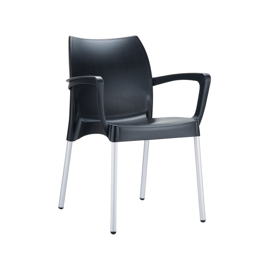 Dolce Armchair - Black