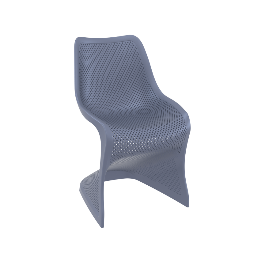 Bloom Chair - Anthracite
