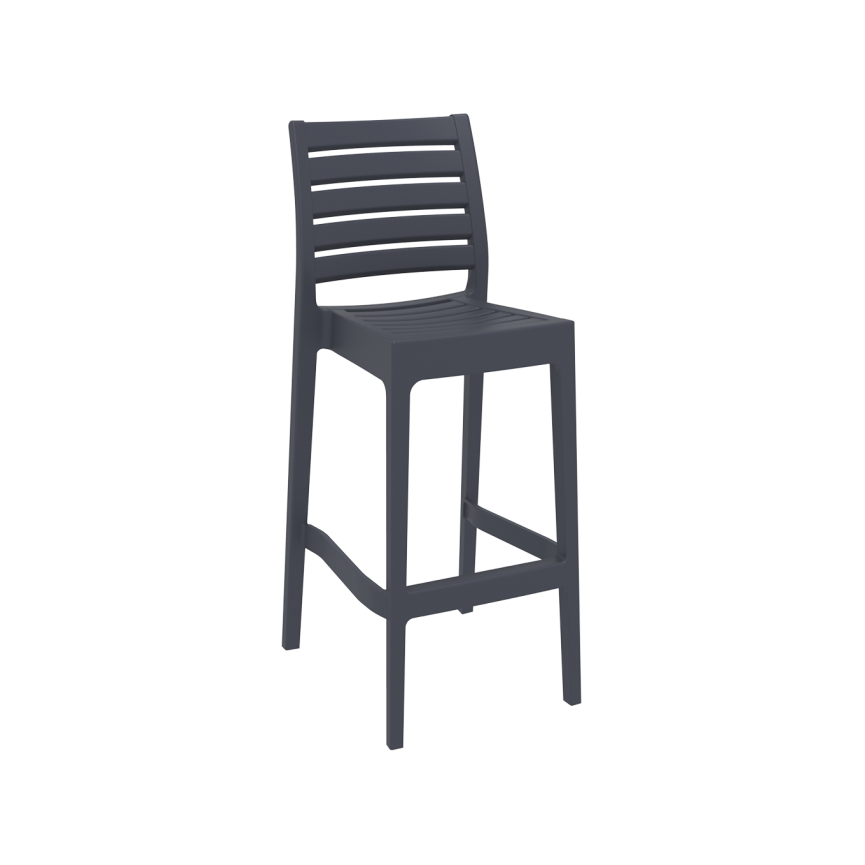 Ares Barstool 75 - Anthracite