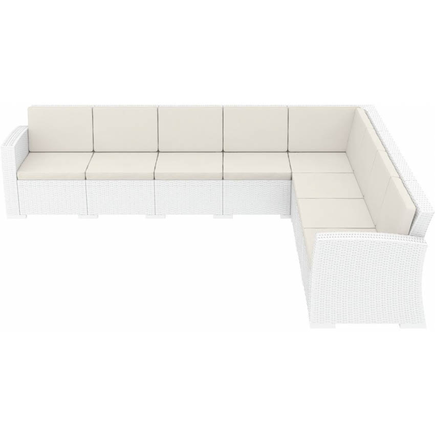 Monaco Lounge Corner Set XL