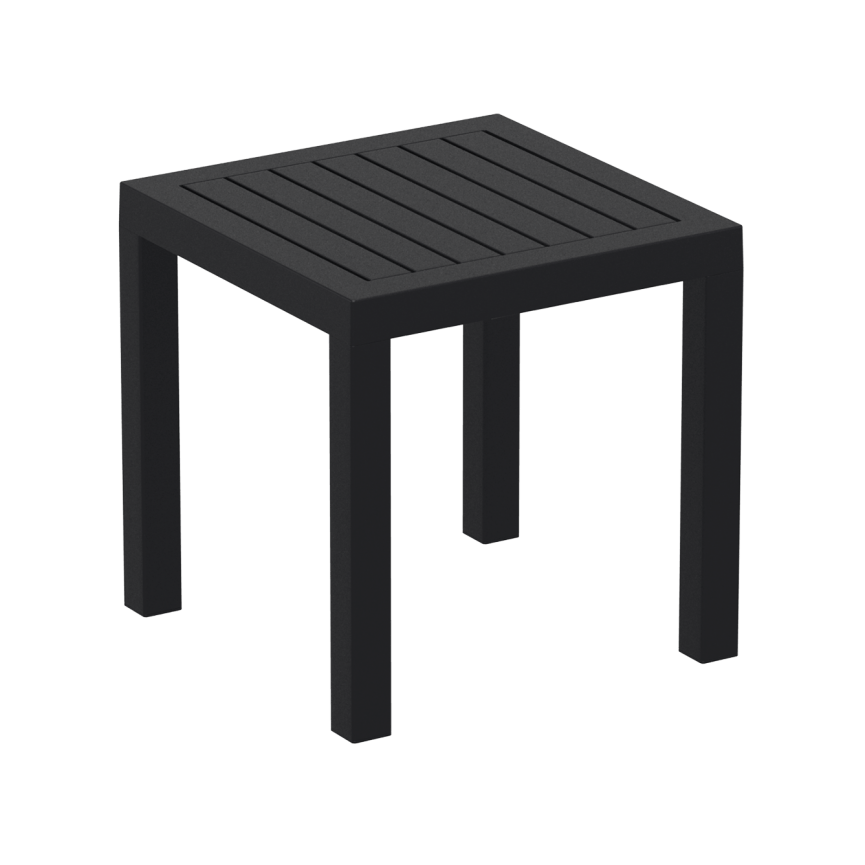 Ocean Side Table - Black