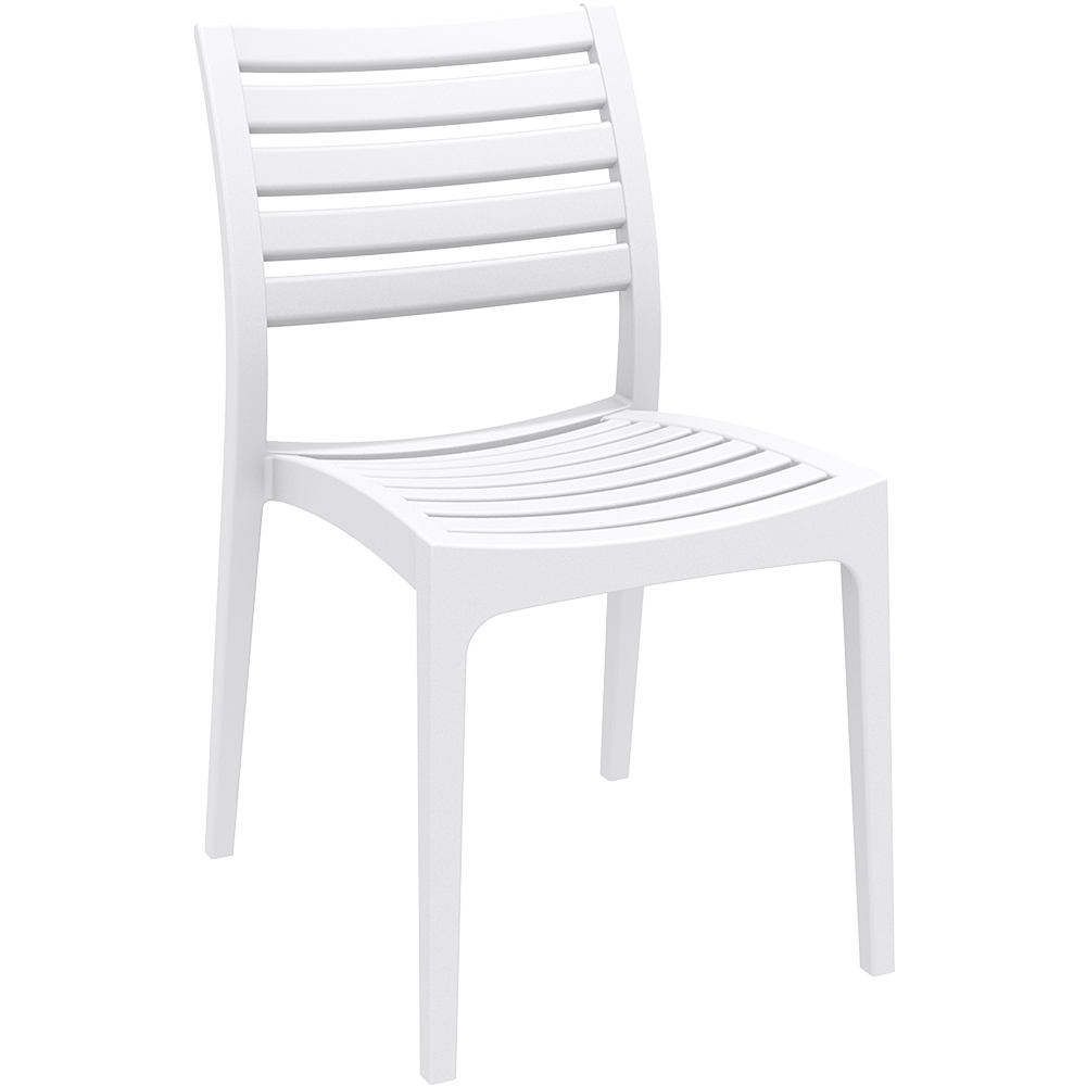 Ares Chair - White