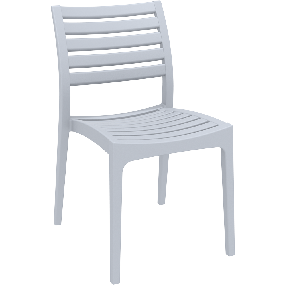 Ares Chair - Silver Grey