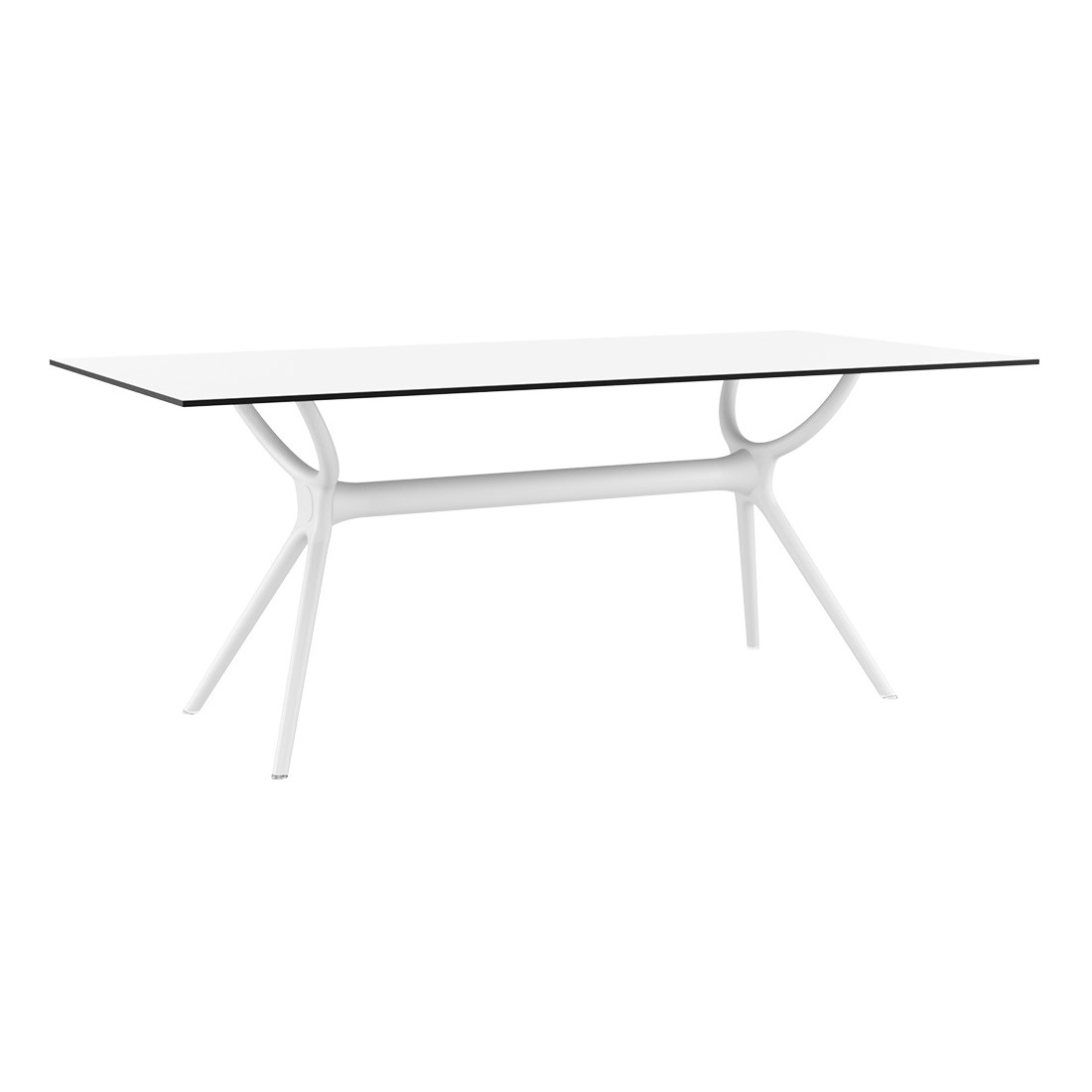 Air Table 180 - White (Top & Base)