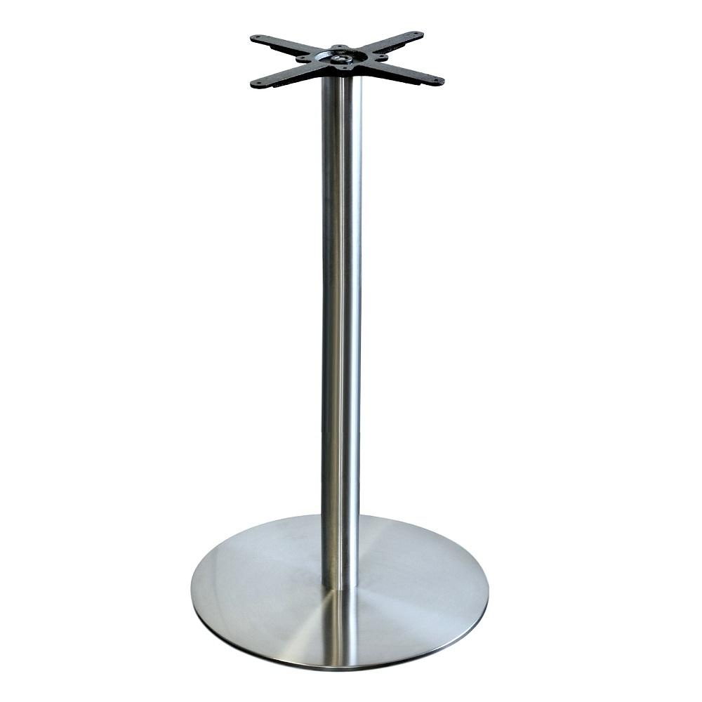 Alexi S/S BAR Table Base 600mm Diameter