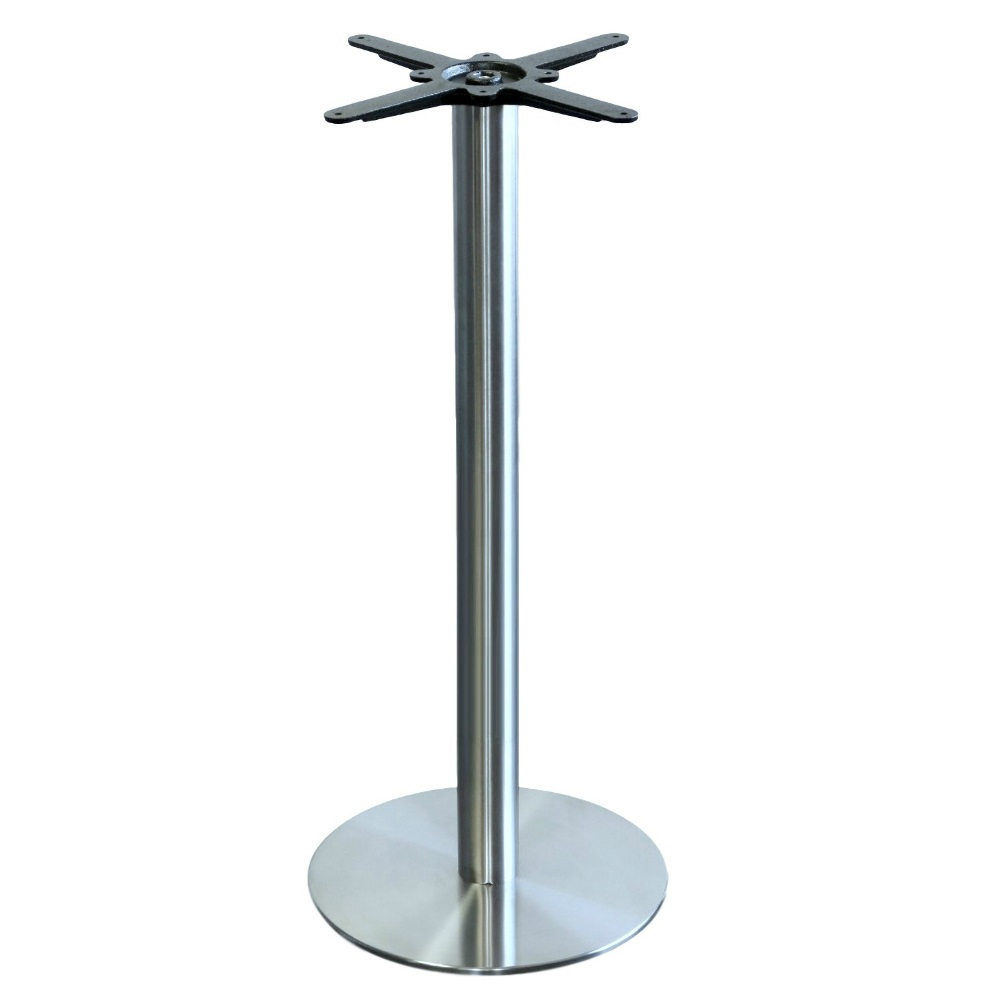 Alexi S/S BAR Table Base 450mm Diameter