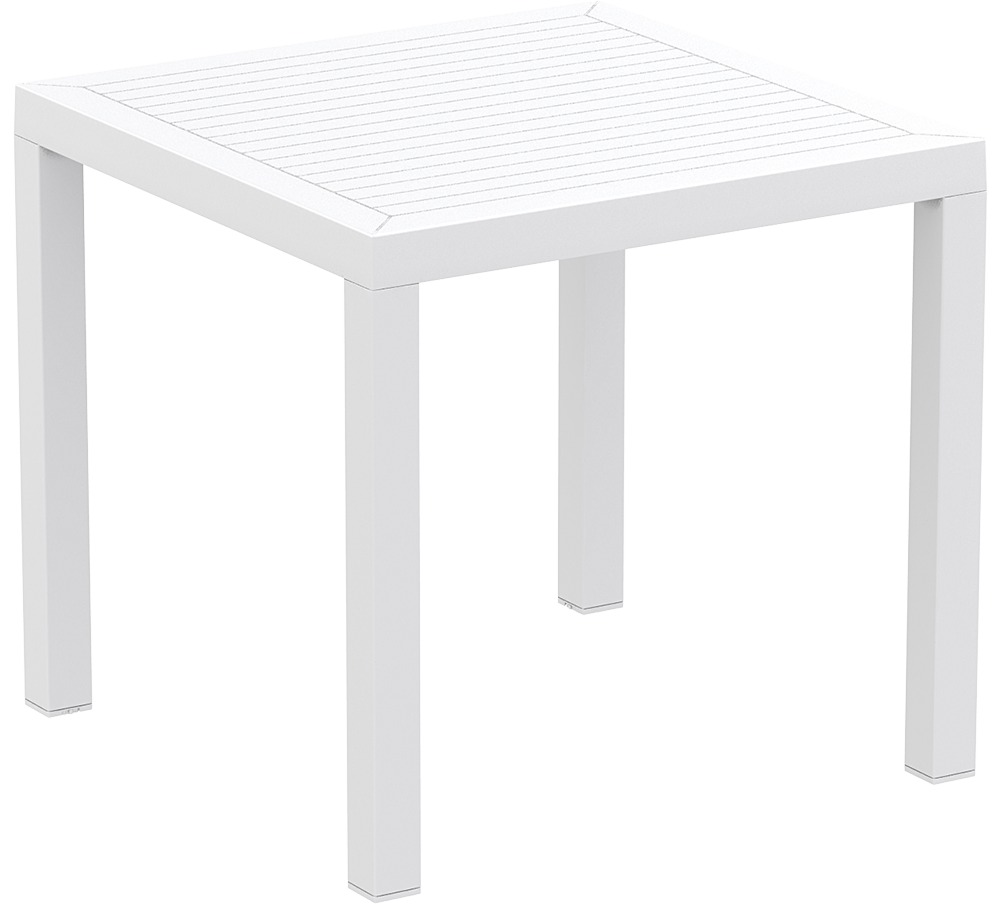Ares 80 Table - White