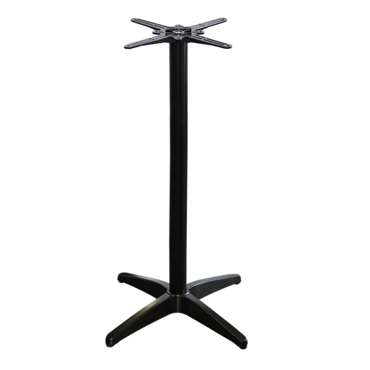 Astoria Black Bar Table Base