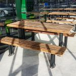 Outdoor Fixed Furniture