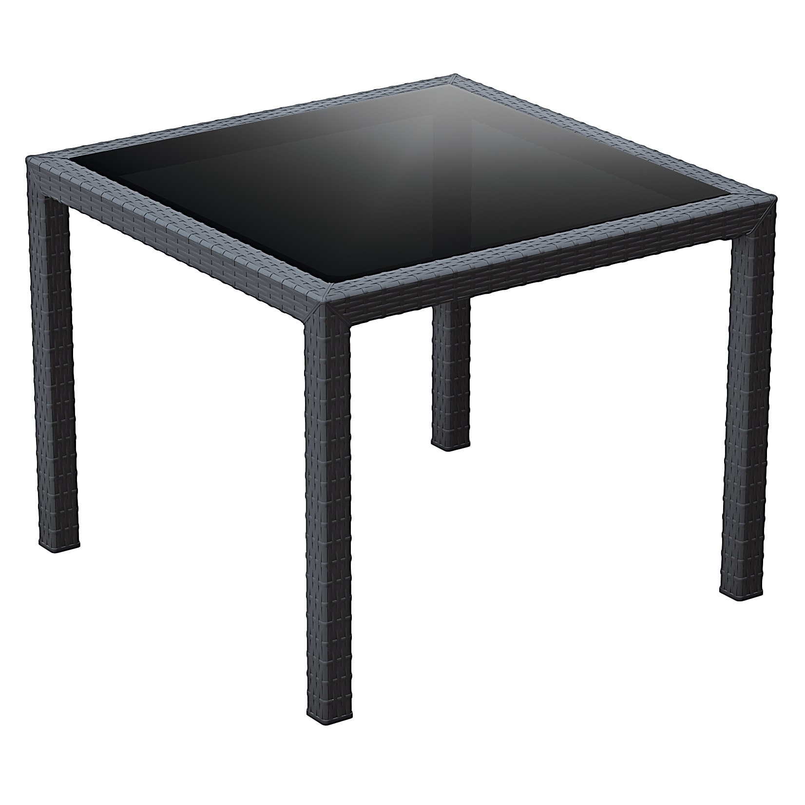 Bali Table 940 x 940 - Anthracite