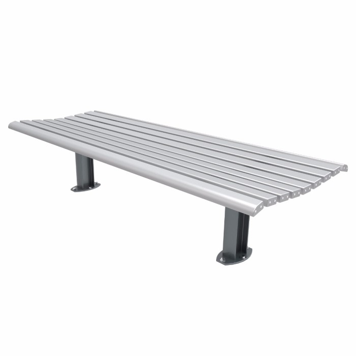 Hudson Double Bench Seat