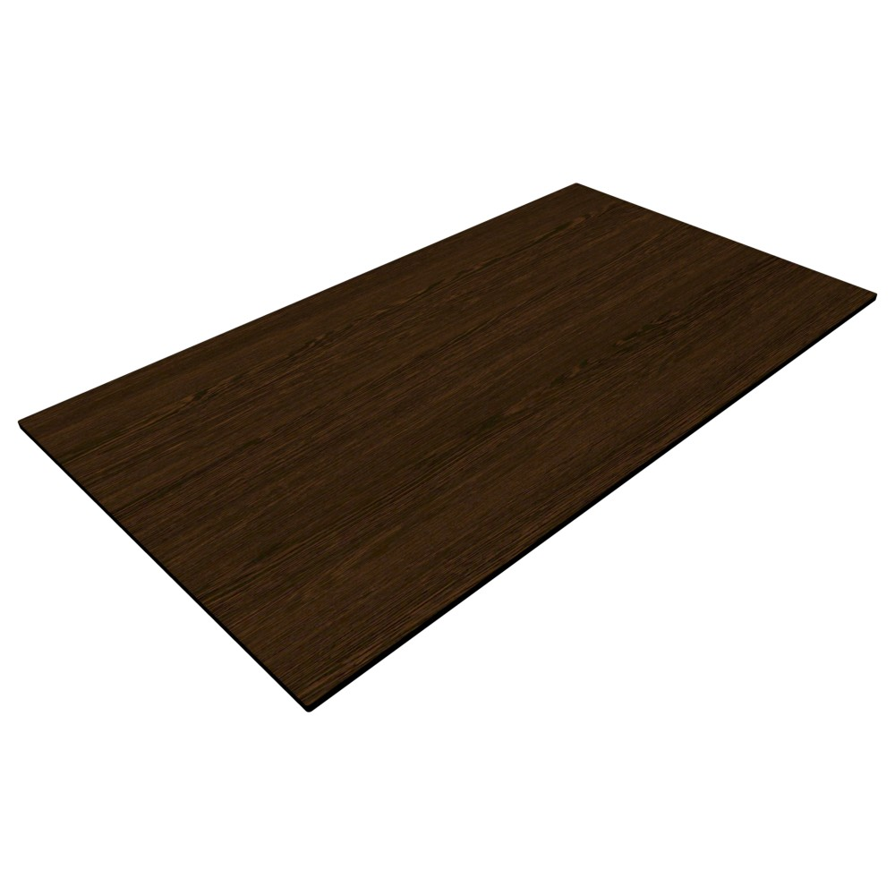 CL Wenge - 1400 x 800mm Rect. - 12mm