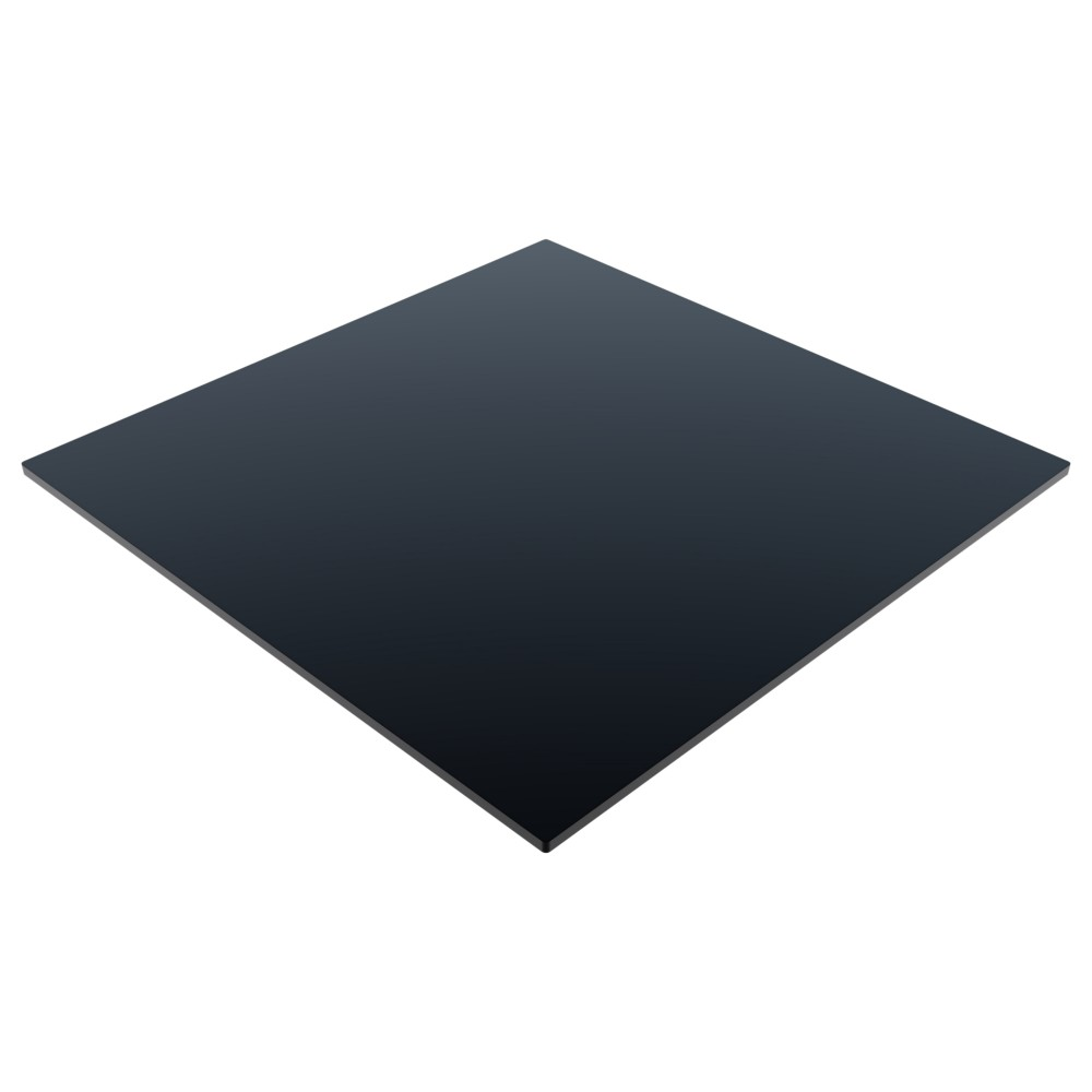 CL Black - 700 x 700mm Square - 12mm