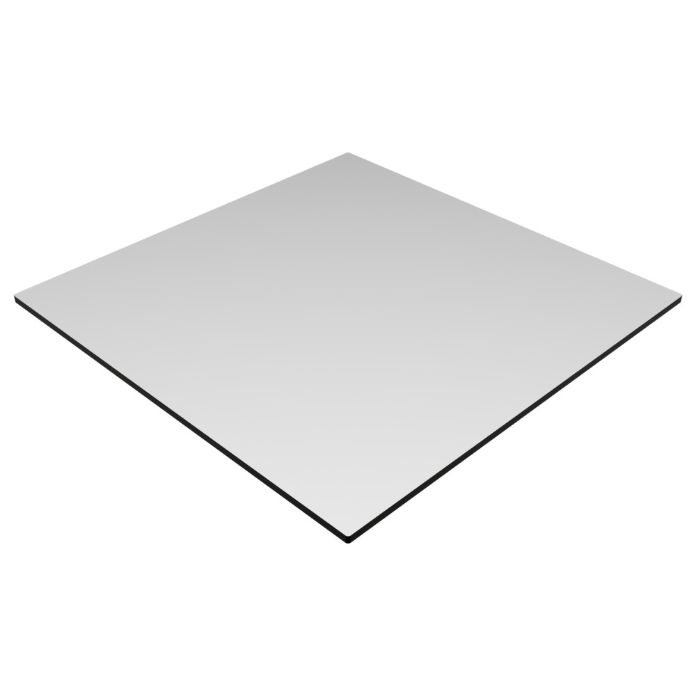CL White - 700 x 700mm Square - 12mm