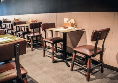 J1 Sushi Gympie QLD - Genoa Chair - Image 7