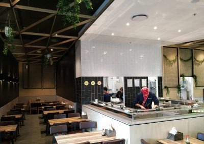 J1 Sushi Gympie QLD - Genoa Chair - Image 14