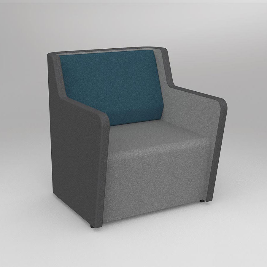 Motion Fin Booth Seating