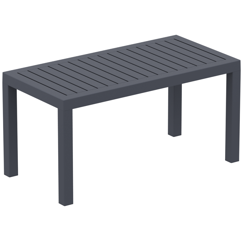 Ocean Lounge Coffee Table - Anthracite