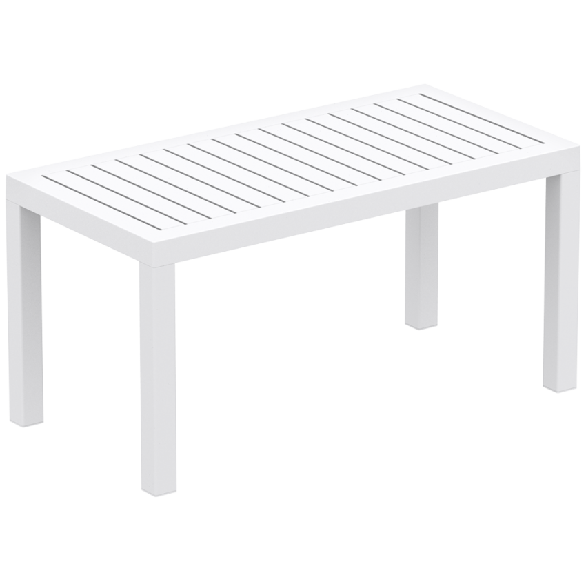 Ocean Lounge Coffee Table - White