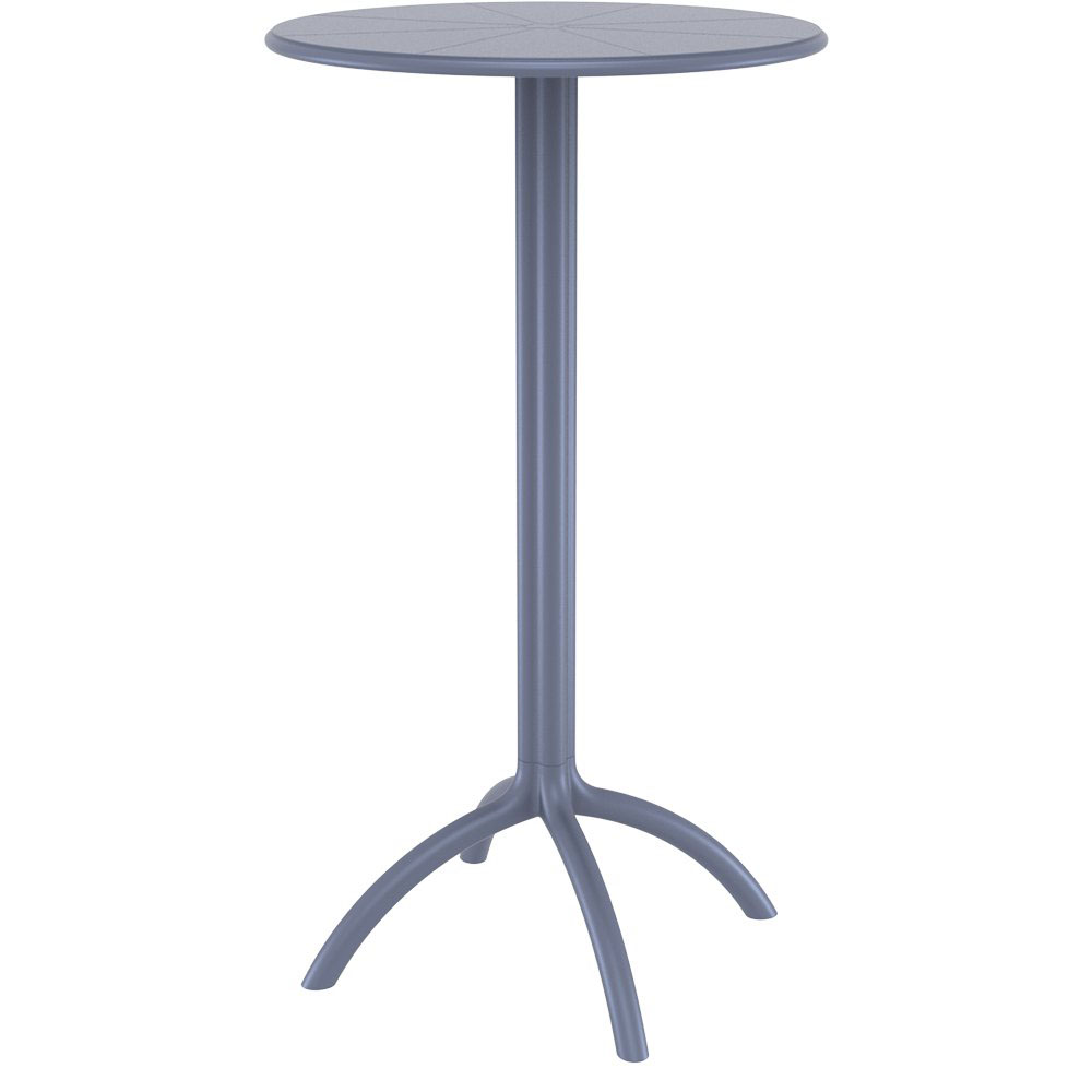 Octopus BAR Table 600Dia. (Indent)