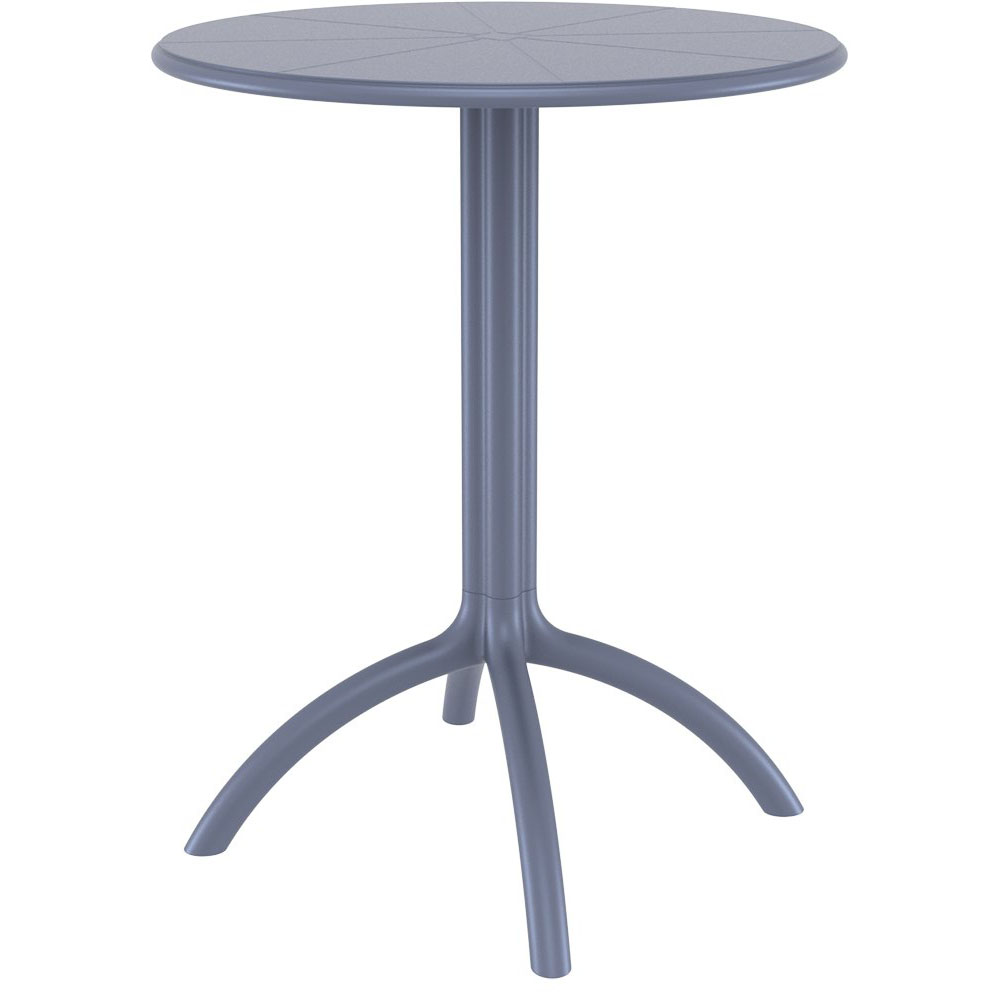 Octopus Table 600Dia. (Indent)