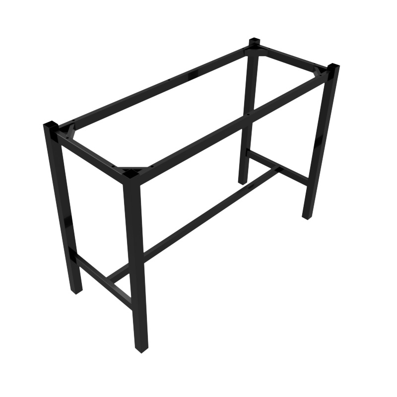 Preston Steel Dry Bar Frame 1490x790 - Black