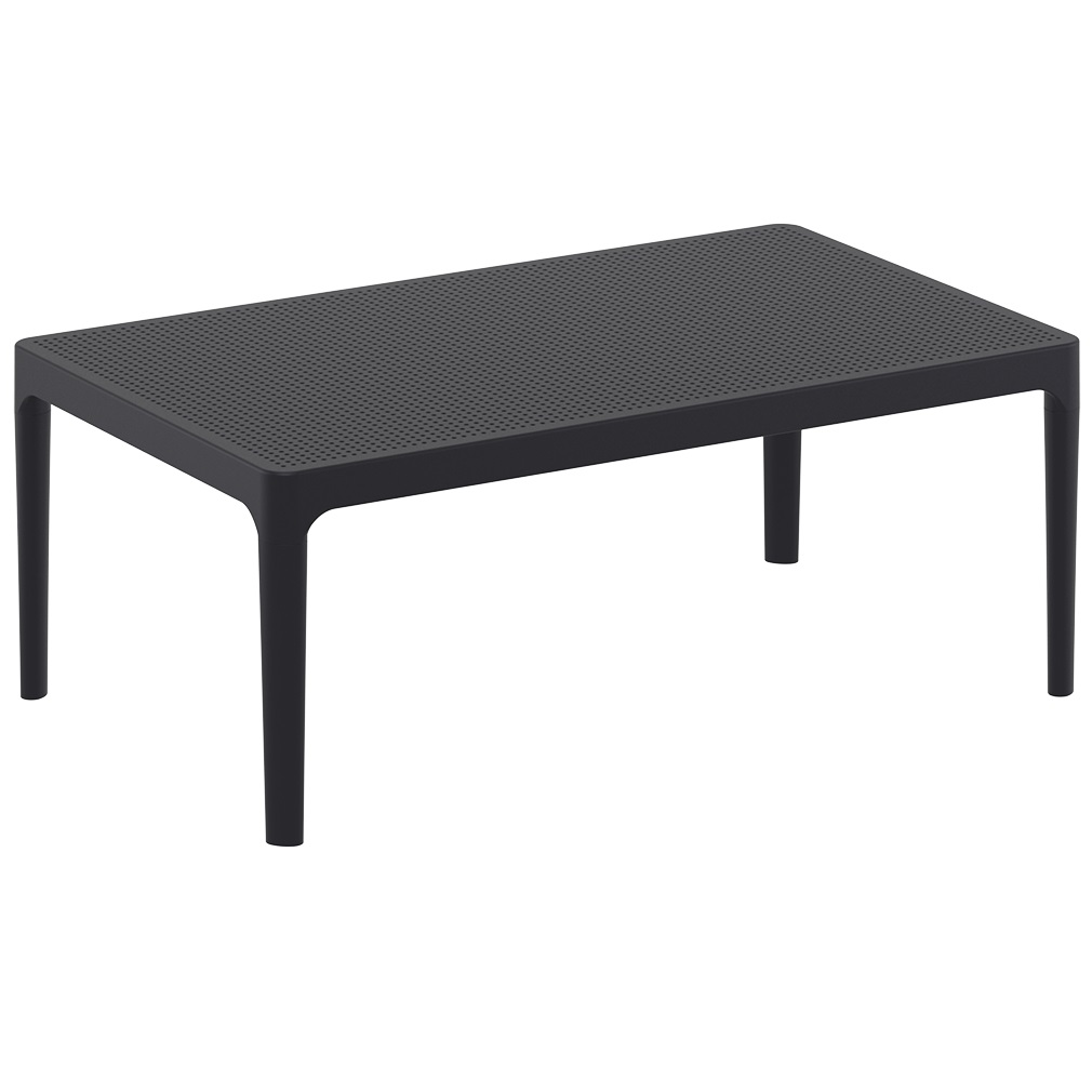 Sky Lounge Table - Black