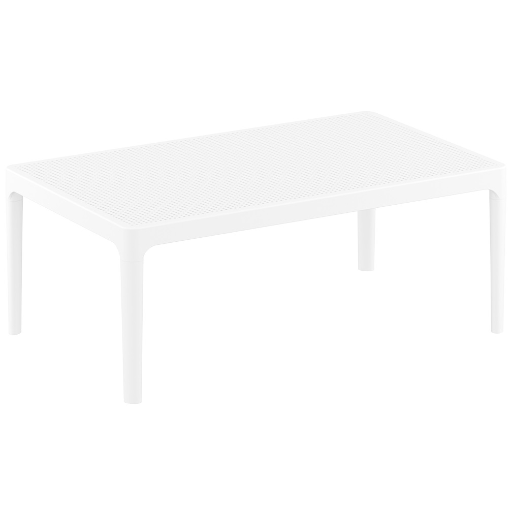 Sky Lounge Table - White